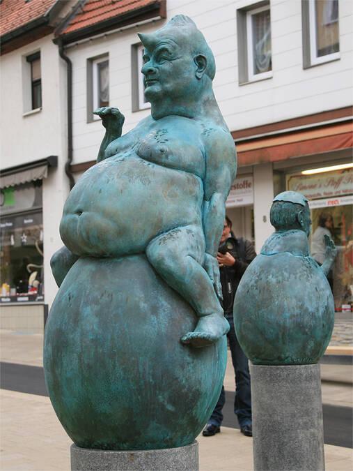 Offizielle Homepage Des Bildhauers Peter Lenk Albstadt