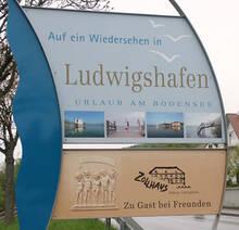 Ortsschild Bodman-Ludwigshafen