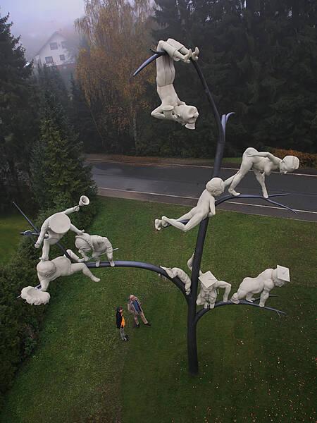 Schellmenbaum in Emmingen-Lipringen